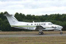 Aircraft Photo of G-BYCP | Beech B200 Super King Air | London Executive Aviation | AirHistory.net
