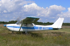 Aircraft Photo of G-BYNA | Cessna 172H Skyhawk | AirHistory.net