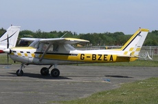 Aircraft Photo of G-BZEA | Cessna A152 Aerobat | AirHistory.net