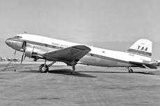 Aircraft Photo of VH-AEQ | Douglas DC-3(C) | Trans-Australia Airlines - TAA | AirHistory.net