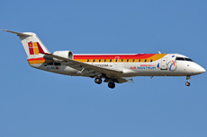 Aircraft Photo of EC-IDC | Bombardier CRJ-200ER (CL-600-2B19) | Air Nostrum | AirHistory.net