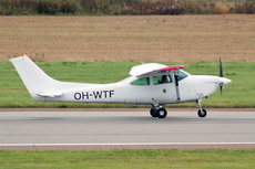 Aircraft Photo of OH-WTF | Cessna 182Q Skylane | AirHistory.net