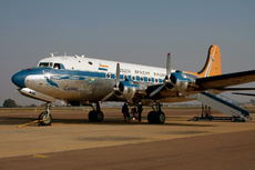 Aircraft Photo of ZS-AUB | Douglas DC-4-1009 | South African Airways / Suid-Afrikaanse Lugdiens Historic Flight | AirHistory.net