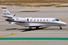 Aircraft Photo of CS-DXJ | Cessna 560XL Citation XLS | NetJets | AirHistory.net