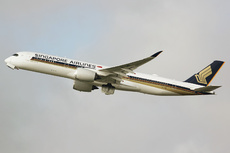 Aircraft Photo of 9V-SMR | Airbus A350-941 | Singapore Airlines | AirHistory.net