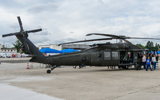 Aircraft Photo of 10-20311 | Sikorsky UH-60M Black Hawk (S-70A) | USA - Army | AirHistory.net