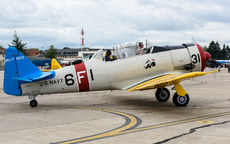 Aircraft Photo of HB-RCN / 8231 | North American T-6G Texan | USA - Navy | AirHistory.net