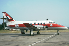 Aircraft Photo of XX497 | Scottish Aviation HP-137 Jetstream T1 | UK - Air Force | AirHistory.net #195347