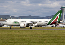 Aircraft Photo of EI-DSW | Airbus A320-216 | Alitalia | AirHistory.net
