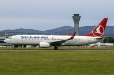 Aircraft Photo of TC-JVB | Boeing 737-8F2 | Turkish Airlines | AirHistory.net