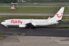 Aircraft Photo of D-AHFA | Boeing 737-8K5 | TUIfly | AirHistory.net