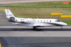Aircraft Photo of D-CHSP | Cessna 560XL Citation XLS | AirHistory.net