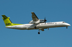 Aircraft Photo of YL-BAQ | Bombardier DHC-8-402 | AirBaltic | AirHistory.net #148324