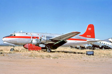 Aircraft Photo of N31356 | Douglas DC-4-1009 | Central Air Service | AirHistory.net