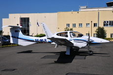 Aircraft Photo of SE-MLR | Diamond DA42-VI Twin Star | AirHistory.net