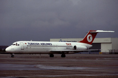 Aircraft Photo of N926VV | Douglas DC-9-32 | Turkish Airlines | AirHistory.net