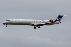 Aircraft Photo of EI-FPE | Bombardier CRJ-900LR (CL-600-2D24) | Scandinavian Airlines - SAS | AirHistory.net