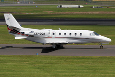 Aircraft Photo of CS-DQA | Cessna 560XL Citation XLS | NetJets | AirHistory.net