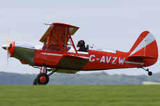 Aircraft Photo of G-AVZW | EAA Biplane Model B | AirHistory.net #301367