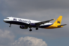 Aircraft Photo of G-OZBZ | Airbus A321-231 | Monarch Airlines | AirHistory.net