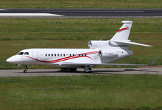 Aircraft Photo of F-HGHF | Dassault Falcon 7X | Dassault Aviation | AirHistory.net