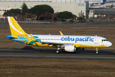 Aircraft Photo of F-WWBT | Airbus A320-214 | Cebu Pacific Air | AirHistory.net