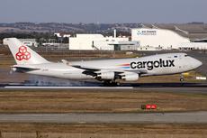 Aircraft Photo of LX-YCV | Boeing 747-4R7F/SCD | Cargolux | AirHistory.net