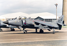 Aircraft Photo of ZD608 | British Aerospace Sea Harrier FRS1 | UK - Navy | AirHistory.net