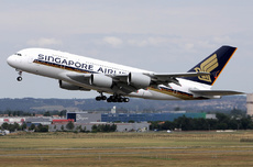 Aircraft Photo of 9V-SKI | Airbus A380-841 | Singapore Airlines | AirHistory.net #248677