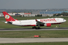 Aircraft Photo of F-WWKA | Airbus A330-223 | Kingfisher Airlines | AirHistory.net #202634