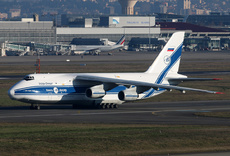 Aircraft Photo of RA-82045 | Antonov An-124-100 Ruslan | Volga-Dnepr Airlines | AirHistory.net #241360