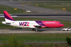 Aircraft Photo of F-WWBP | Airbus A320-232 | Wizz Air | AirHistory.net #190286
