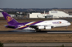 Aircraft Photo of F-WWAO | Airbus A380-841 | Thai Airways International | AirHistory.net #177342