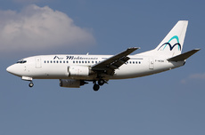 Aircraft Photo of F-HCOA | Boeing 737-5L9 | Air Mediterranee | AirHistory.net #222771