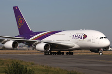 Aircraft Photo of F-WWAO | Airbus A380-841 | Thai Airways International | AirHistory.net #223166