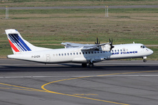 Aircraft Photo of F-GVZM | ATR ATR-72-500 (ATR-72-212A) | Air France | AirHistory.net #220652