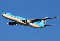 Aircraft Photo of F-WWYK | Airbus A330-323 | Korean Air | AirHistory.net #210592
