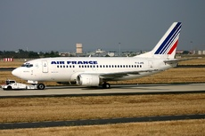 Aircraft Photo of F-GJNE | Boeing 737-528 | Air France | AirHistory.net #185477