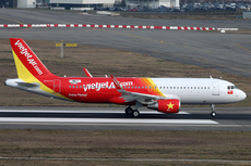 Aircraft Photo of F-WWIT | Airbus A320-214 | VietJet Air | AirHistory.net #218136