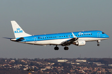 Aircraft Photo of PH-EZF | Embraer 190STD (ERJ-190-100STD) | KLM Cityhopper | AirHistory.net