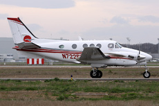 Aircraft Photo of N722PM | Raytheon C90GT King Air | AirHistory.net