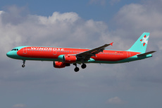 Aircraft Photo of UR-WRO | Airbus A321-211 | Wind Rose Aviation | AirHistory.net