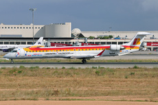 Aircraft Photo of EC-JTS | Bombardier CRJ-900ER (CL-600-2D24) | Air Nostrum | AirHistory.net