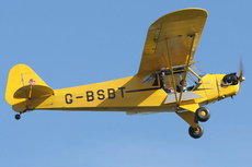 Aircraft Photo of G-BSBT | Piper J-3C-65 Cub | AirHistory.net