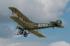 Aircraft Photo of G-EROE | Avro 504K (replica) | AirHistory.net #150192