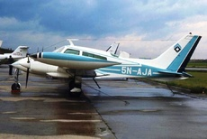 Aircraft Photo of 5N-AJA | Cessna 310Q | AirHistory.net