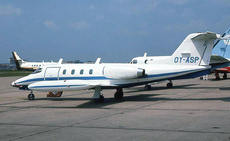 Aircraft Photo of OY-ASP | Gates Learjet 25B | AirHistory.net #253769