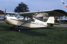 Aircraft Photo of OO-GRI | Aeronca 7AC Champion | AirHistory.net #258597