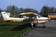 Aircraft Photo of D-EGKY | Reims F150L | AirHistory.net #292261