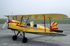Aircraft Photo of G-ATKC | Stampe-Vertongen SV-4B | Tiger Club | AirHistory.net
